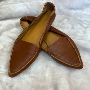 J. Crew Leather Loafers